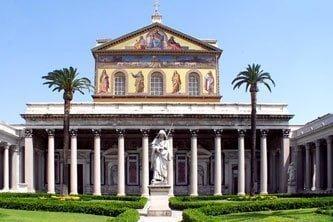 BasilicaSanPaoloFuoriMura